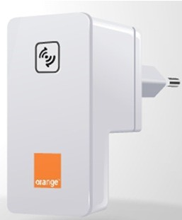 Repetidor WiFi Orange