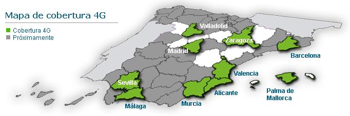 Mapa cobertura movistar