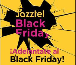 Las ofertas Black Friday de Jazztel